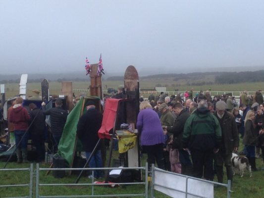 Point-to-Point shows with Barty's Trading