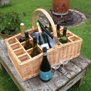 Large Liquid Picnic Basket