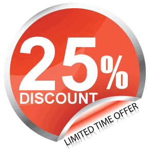 Add code 'Basket25' in 'View Basket', before checkout, for 25% discount on Baskets purchases only